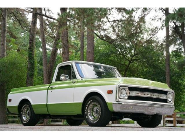1969 Chevrolet C10 (CC-1478787) for sale in Cadillac, Michigan