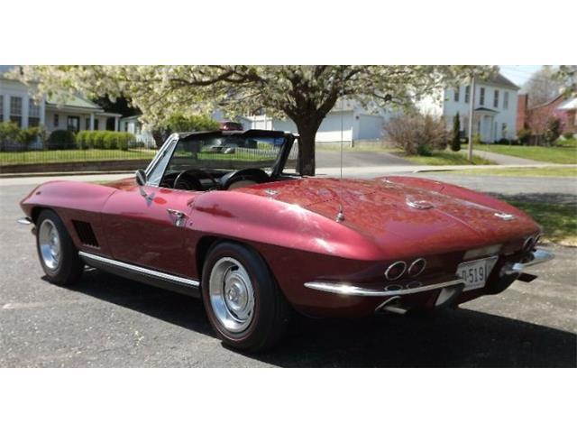 1967 Chevrolet Corvette (CC-1478792) for sale in Cadillac, Michigan
