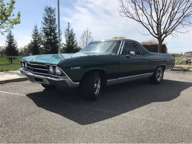 1969 Chevrolet El Camino (CC-1478793) for sale in Cadillac, Michigan