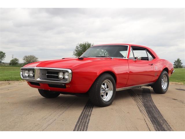 1967 Pontiac Firebird (CC-1478795) for sale in Clarence, Iowa