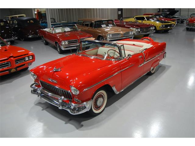 1955 Chevrolet Bel Air (CC-1478797) for sale in Rogers, Minnesota
