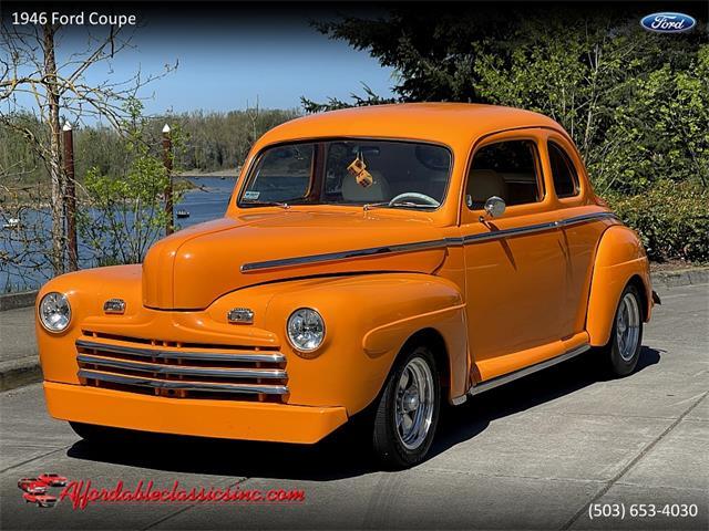 1946 Ford Coupe (CC-1470881) for sale in Gladstone, Oregon