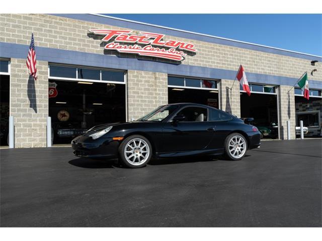 2002 Porsche 911 (CC-1478812) for sale in St. Charles, Missouri