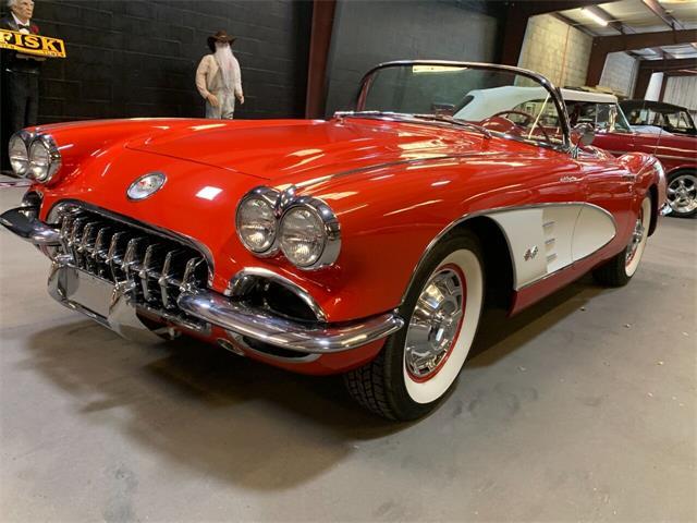 1959 Chevrolet Corvette (CC-1470882) for sale in Sarasota, Florida