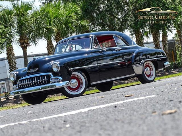 1952 Chevrolet Deluxe (CC-1478826) for sale in Palmetto, Florida