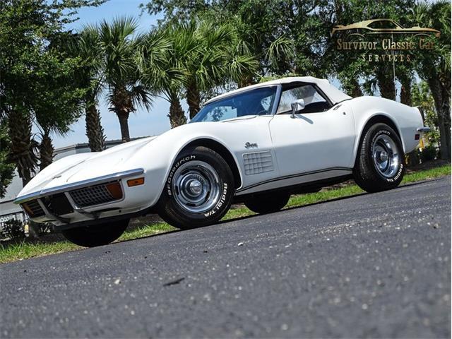 1972 Chevrolet Corvette (CC-1470883) for sale in Palmetto, Florida