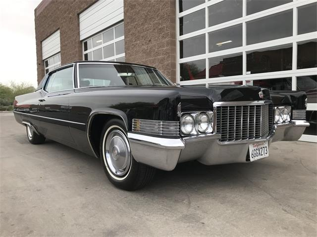 1970 Cadillac Coupe DeVille (CC-1478839) for sale in Henderson, Nevada