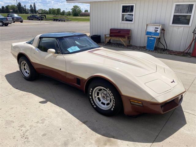 1981 Chevrolet Corvette (CC-1478848) for sale in Brookings, South Dakota
