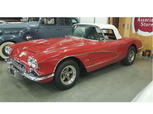 1958 Chevrolet Corvette (CC-1478863) for sale in Greensboro, North Carolina