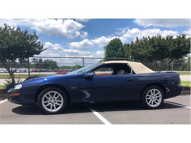 2000 Chevrolet Camaro (CC-1478875) for sale in Greensboro, North Carolina