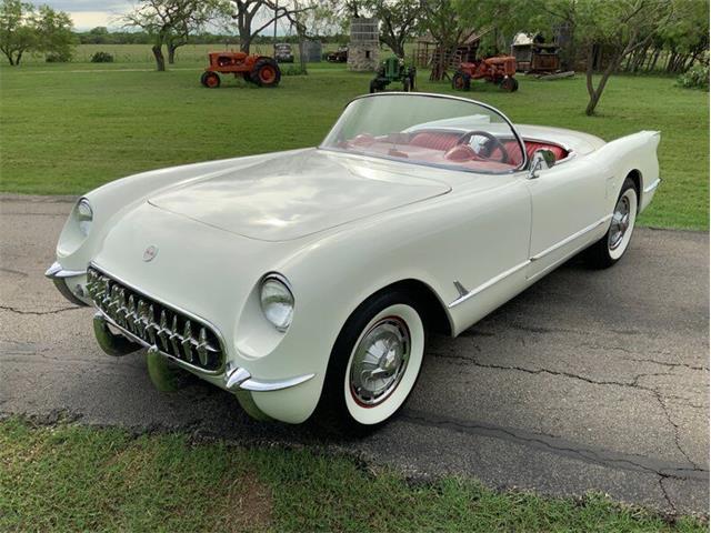 1953 Chevrolet Corvette (CC-1478877) for sale in Fredericksburg, Texas