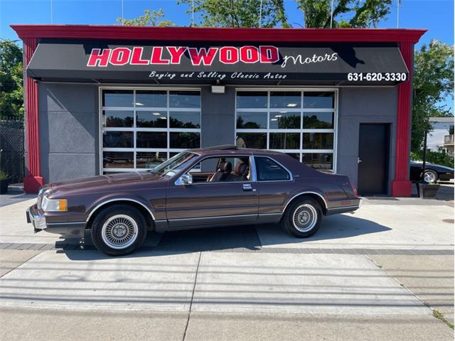 1988 Lincoln Mark V (CC-1478883) for sale in West Babylon, New York