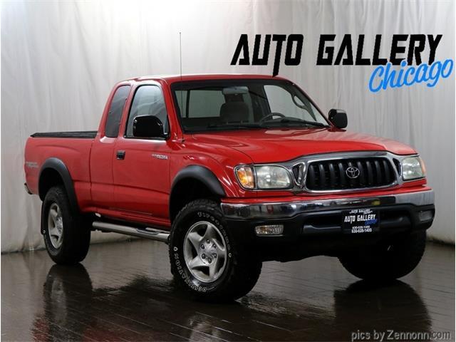 2002 Toyota Tacoma (CC-1478887) for sale in Addison, Illinois