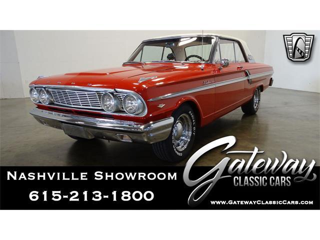 1964 Ford Fairlane (CC-1478898) for sale in O'Fallon, Illinois