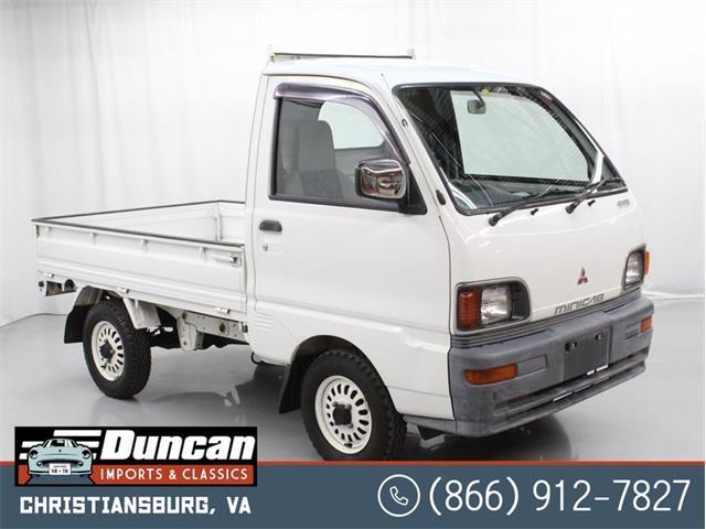 1996 Mitsubishi Minicab (CC-1470089) for sale in Christiansburg, Virginia