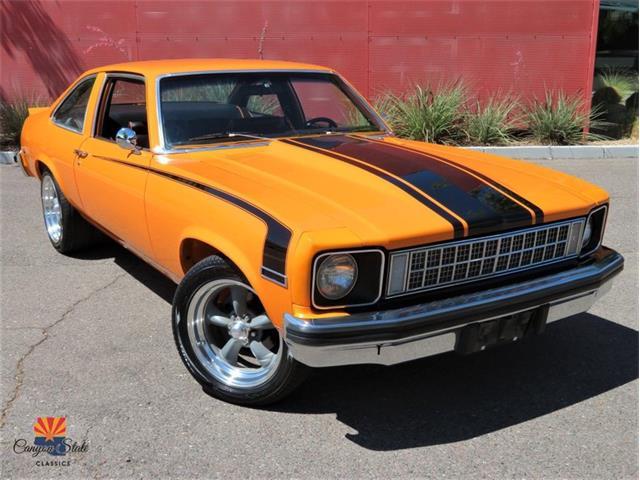 1976 Chevrolet Nova (CC-1478902) for sale in Tempe, Arizona