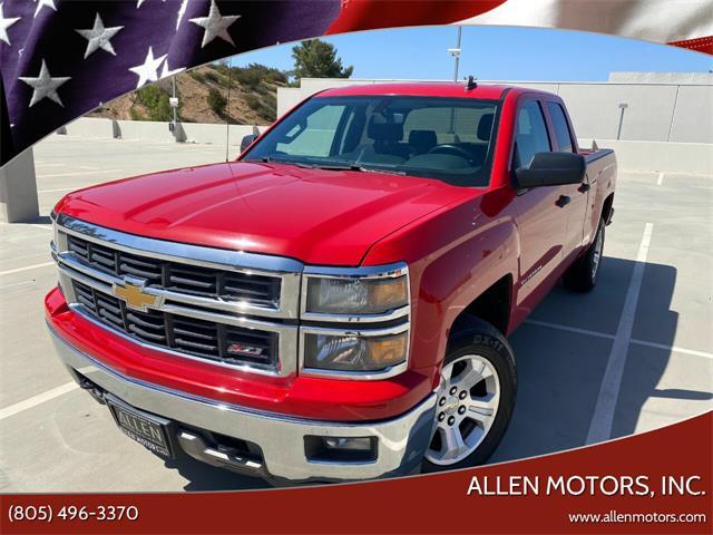 2014 Chevrolet Silverado (CC-1478913) for sale in Thousand Oaks, California