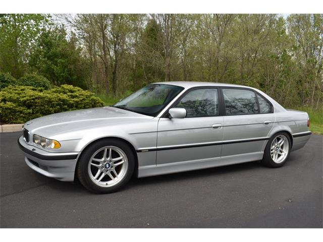 2001 BMW 740 (CC-1478937) for sale in Elkhart, Indiana