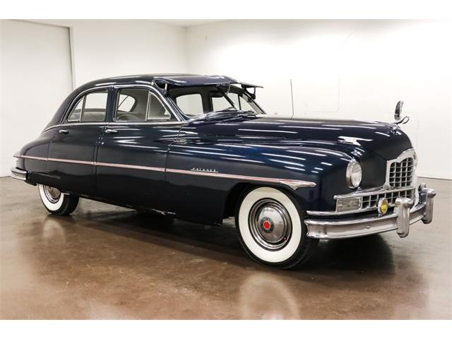 1950 Packard Super Eight (CC-1478938) for sale in Sherman, Texas
