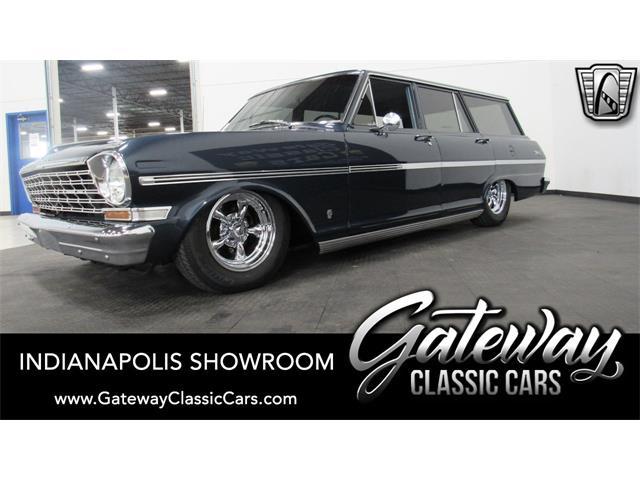1963 Chevrolet Nova (CC-1470896) for sale in O'Fallon, Illinois