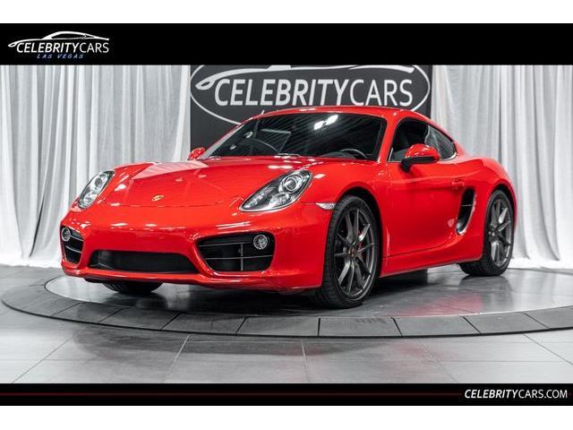 2014 Porsche Cayman (CC-1478963) for sale in Las Vegas, Nevada