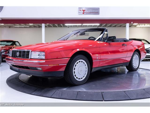 1991 Cadillac Allante (CC-1478967) for sale in Rancho Cordova, California