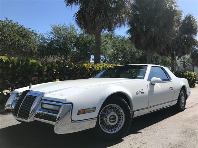 1986 Pontiac Fiero (CC-1478968) for sale in Boca Raton, Florida