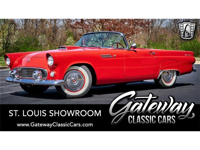 1955 Ford Thunderbird (CC-1478970) for sale in O'Fallon, Illinois