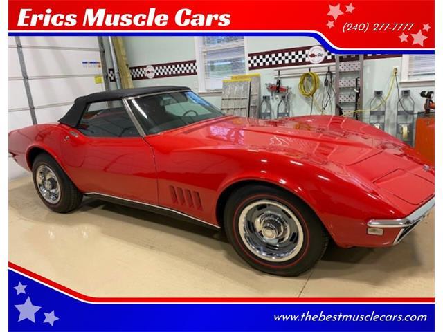 1968 Chevrolet Corvette (CC-1478972) for sale in Clarksburg, Maryland