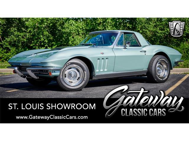 1966 Chevrolet Corvette (CC-1478975) for sale in O'Fallon, Illinois