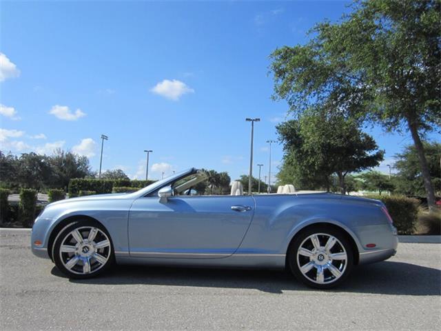 2009 Bentley Continental (CC-1478977) for sale in Delray Beach, Florida