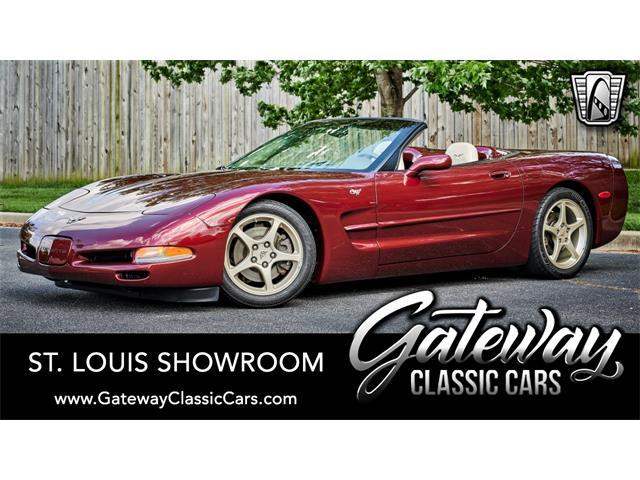 2003 Chevrolet Corvette (CC-1478980) for sale in O'Fallon, Illinois