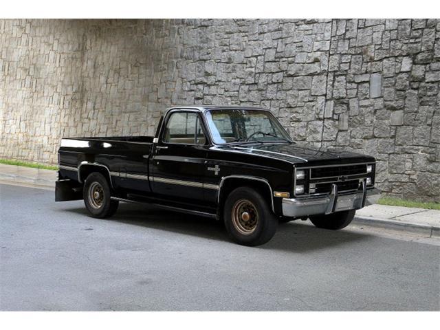 1985 Chevrolet C20 (CC-1478983) for sale in Atlanta, Georgia