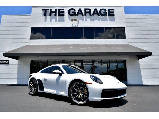 2021 Porsche 911 (CC-1478992) for sale in Miami, Florida