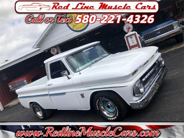 1964 Chevrolet C10 (CC-1478997) for sale in Wilson, Oklahoma