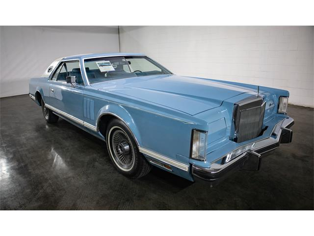1978 Lincoln Continental Mark V (CC-1470009) for sale in Jackson, Mississippi