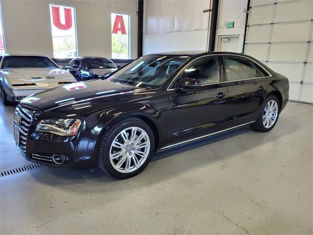 2013 Audi A8 (CC-1479008) for sale in Bend, Oregon