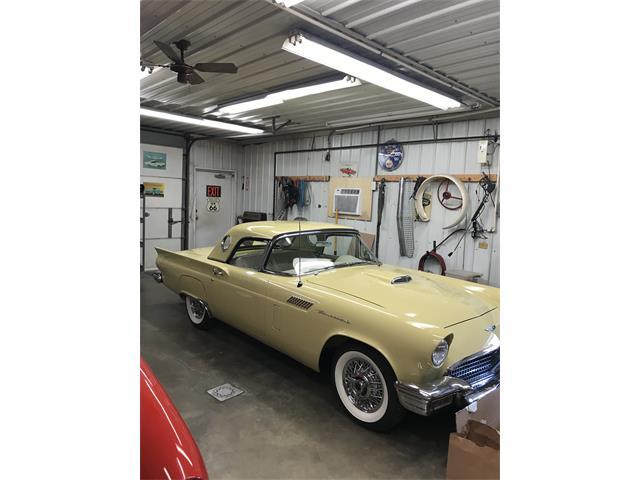 1957 Ford Thunderbird (CC-1479019) for sale in Racine, Ohio