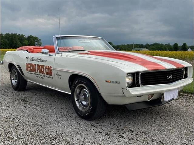 1969 Chevrolet Camaro RS/SS (CC-1479031) for sale in Red Bud, Illinois