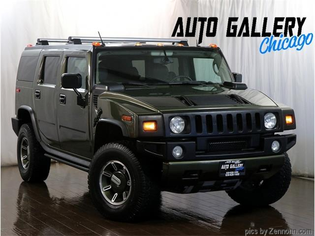 2003 Hummer H2 (CC-1470904) for sale in Addison, Illinois