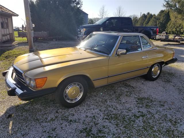 1977 Mercedes-Benz 450SL (CC-1479041) for sale in Peru, Indiana