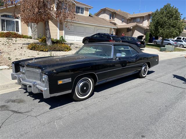 1976 Cadillac Eldorado (CC-1479042) for sale in Murrieta, California