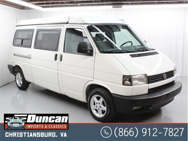 1995 Volkswagen Van (CC-1479049) for sale in Christiansburg, Virginia