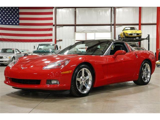 2006 Chevrolet Corvette (CC-1479055) for sale in Kentwood, Michigan