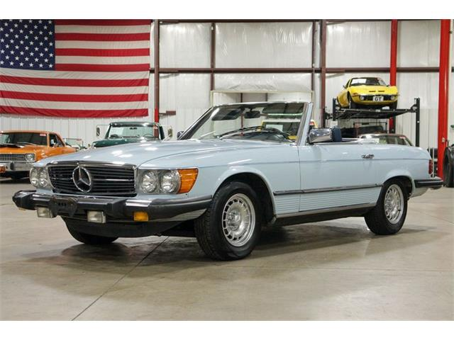 1979 Mercedes-Benz 450 (CC-1479062) for sale in Kentwood, Michigan