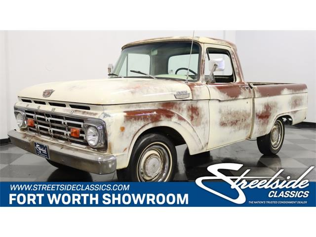 1964 Ford F100 (CC-1479067) for sale in Ft Worth, Texas