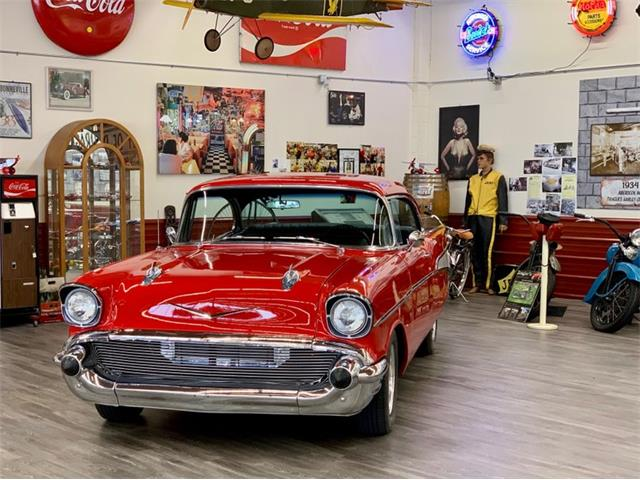 1957 Chevrolet Bel Air (CC-1470907) for sale in Seattle, Washington