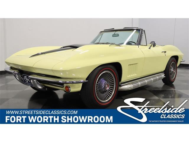 1967 Chevrolet Corvette (CC-1479075) for sale in Ft Worth, Texas