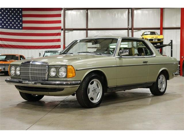 1982 Mercedes-Benz 280CE (CC-1479081) for sale in Kentwood, Michigan
