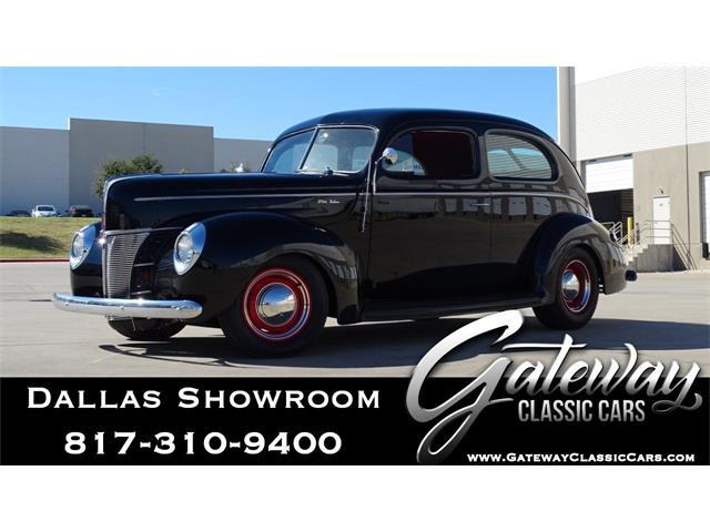 1940 Ford Deluxe (CC-1479083) for sale in O'Fallon, Illinois